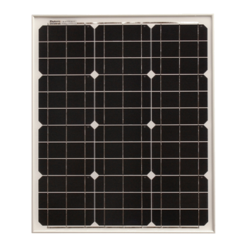 40W 12V Solar Panel With 5m Cable For Caravans