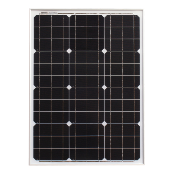 50W 12V Solar Panel With 5m Cable For Caravans