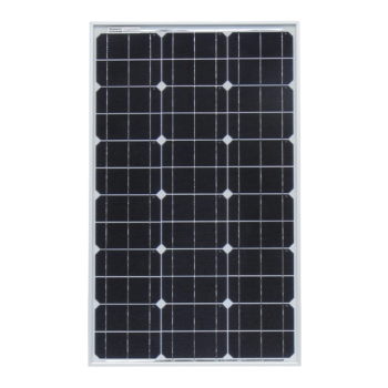 60W 12V Solar Panel With 5m Cable For Caravans