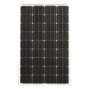 100W 12V Solar Panel With 5m Cable For Caravans