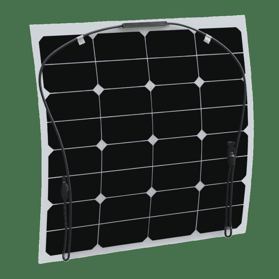 60W 12V Semi Flexible Solar Panel