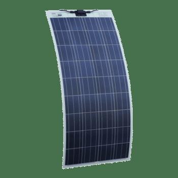 150W 12V Semi Flexible Solar Panel