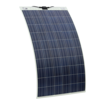 250W 24V Semi Flexible Solar Panel