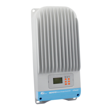 60A MPPT Solar Charge Controller with integrated LCD Display
