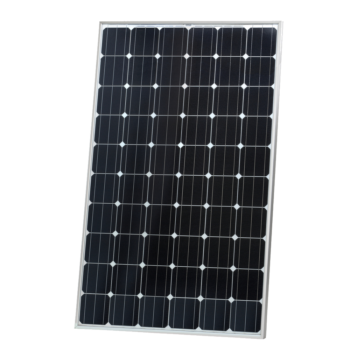 320W 12V Solar Panel With 5m Cable For Caravans