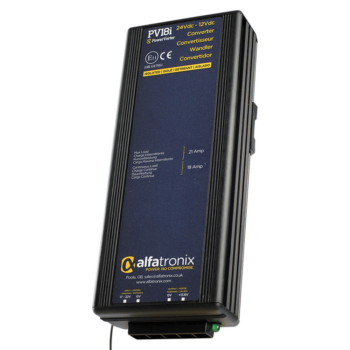 Alfatronix Powerverter PV24i 24V to 12V 24A isolated
