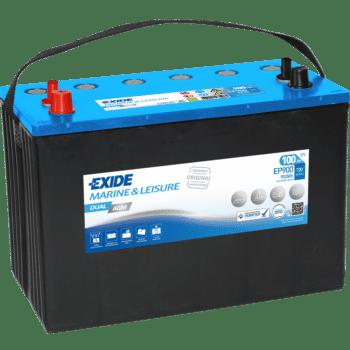 Exide AGM 100Ah (EP900)