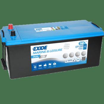 Exide Wet, Gel & AGM Batteries