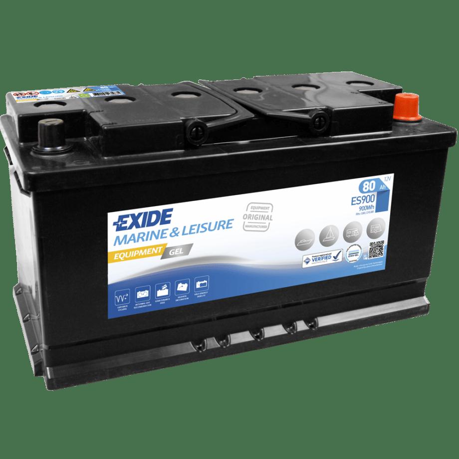 Exide Gel 80Ah (ES900)