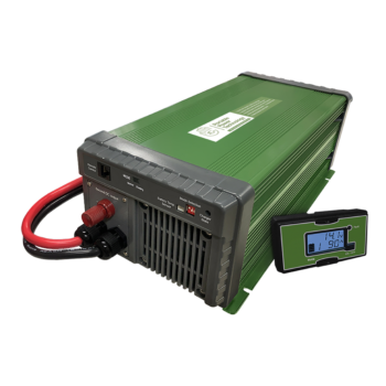 Premium 90A 12V Battery Charger