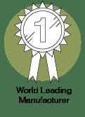 World Leading Manufacturer