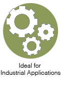 Ideal for Industrial Applications